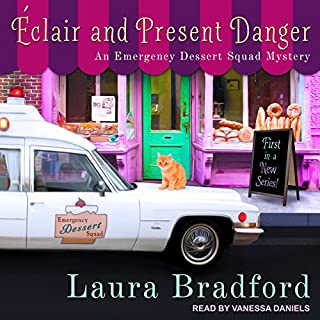 Éclair and Present Danger cover art