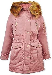 DKNY Girls' Parka Jacket