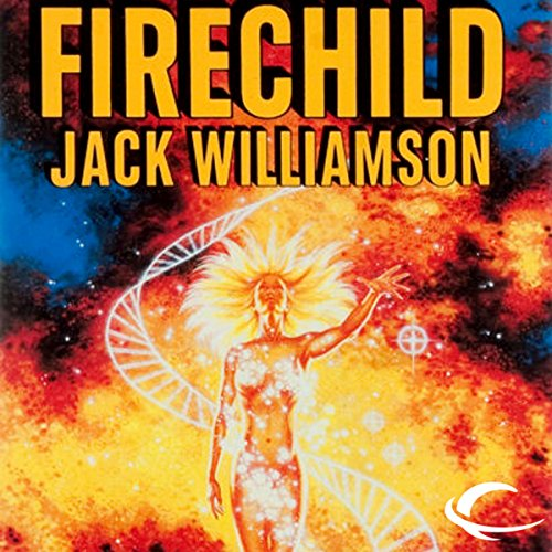 Firechild audiobook cover art