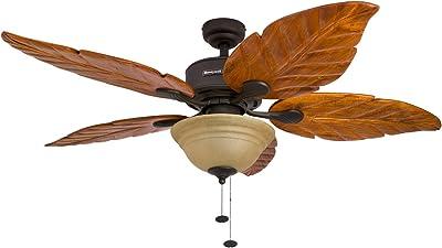 "Honeywell Ceiling Fans 50204-01 Royal Palm Ceiling Fan, 52"""