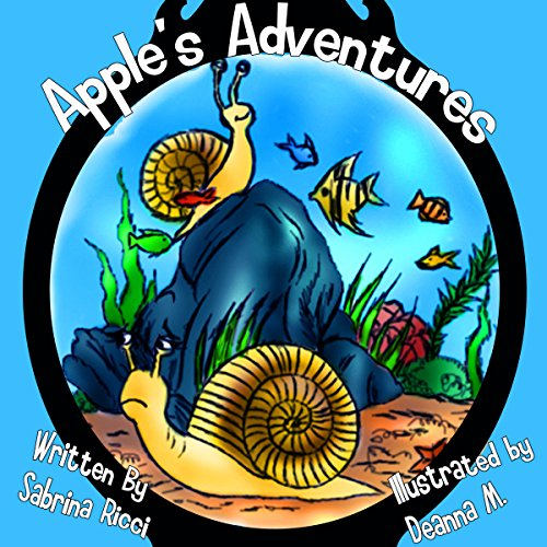 Apple's Adventures audiobook cover art