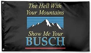 show me your busch flag