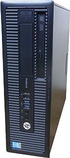 中古パソコン デスクトップ HP ProDesk 600 G1 SFF Core i3 4170 3.70GHz 4GBメモリ 500GB DVD-ROM Windows10 Pro 64bit 搭載 動作保証30日間