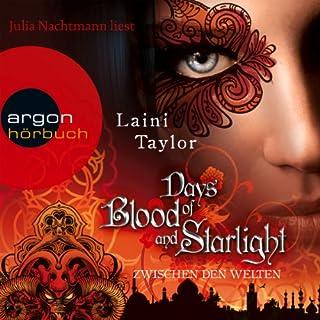Days of Blood and Starlight     Zwischen den Welten 2              Autor:                                                                                                                                 Laini Taylor                               Sprecher:                                                                                                                                 Julia Nachtmann                      Spieldauer: 15 Std. und 35 Min.     243 Bewertungen     Gesamt 4,5
