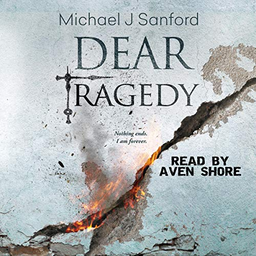 Dear Tragedy: A Dark Supernatural Thriller audiobook cover art