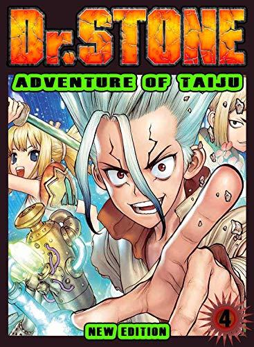 Adventure Of Taiju: Book 4 - Dr STONE Manga Fantasy Comedy Romance For Kids Graphic Action (English Edition)