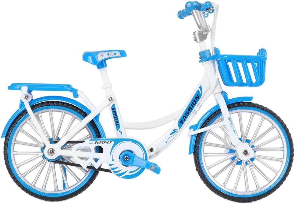 Velaurs Bicycle Ornament Zinc Alloy Topics on TV Exqui Small and Plastic Selling rankings