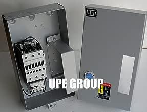 Motor Starter 15hp 3ph 230V magnetic starter control from GE General ELectric 50 amp for air compressor