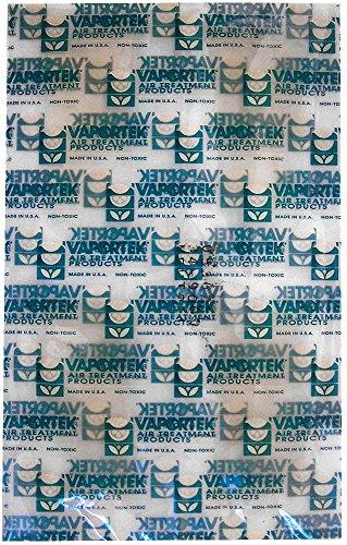 Vaportek - Membran 4-zellig für Vaportek Breasy und Maxi Geruchsneutralisierung Raumdufterfrischer