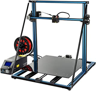 CHPOWER CR-10S5 Supporting Rod Set, Creality 3D Printer Upgrade Parts for Creality CR-10S5, DIY Upgrade 3D Printer Supply Parts