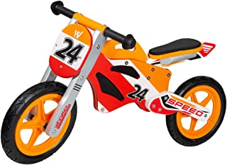 WOOMAX - Bici sin pedales en madera Sport Bike 12