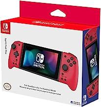 Hori Nintendo Switch Split Pad Pro (Red) Ergonomic Controller for Handheld Mode - Officially Licensed By Nintendo - Ninten...