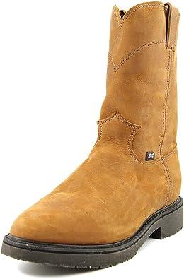 Justin Original Work Boots Men's Double Comfort 4760 Work Boot