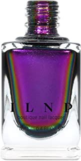 ILNP Tilted - Purple, Magenta, Orange, Green Color Shifting Ultra Chrome Nail Polish