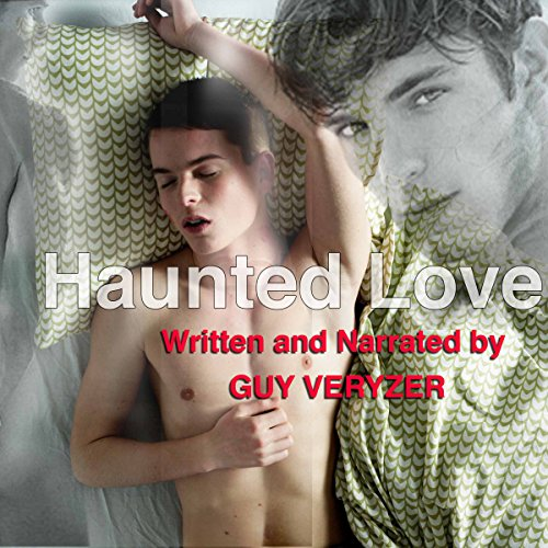Haunted Love audiobook cover art