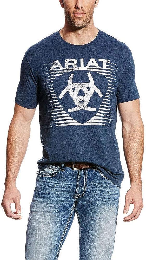 Ariat OFFicial shop Men's Graphic Tee Shirt Cheap sale