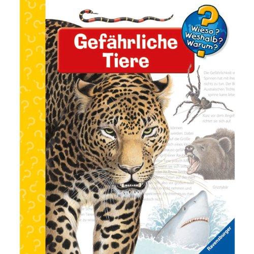 Ravensburger Buchverlag Wieso? Weshalb? Warum? Gefahrliche Tiere
