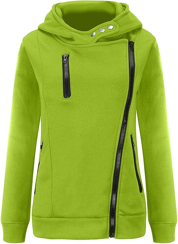 Sale Very popular price KYLEON Womens Hoodies Long Sleeve Top Hooded Crop Pul Sweatshirt