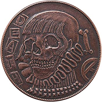 Shire Post Mint Life/Death Decision Maker Flipping Coin