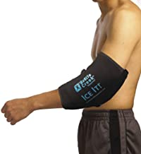 """Cold & Hot Therapy System Ice Pack Wrap for Ankle, Elbow and Foot - Ice It!® MaxCOMFORT™ (Ankle/Elbow/Foot Design; 10 ½"""" x 13"""") - F30514"""