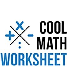 Cool Math Worksheet