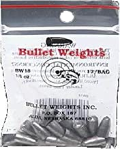 Bullet Weight Worm Weights