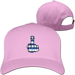 Greece Middle Finger Adjustable Baseball Hats For Man Woman