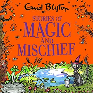 Stories of Magic and Mischief cover art