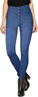 Best high waisted light acid wash jeans Reviews