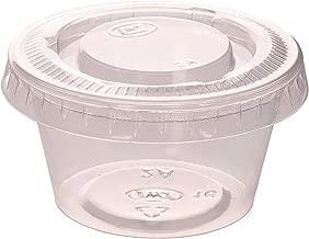 Best 2 ounce plastic portion cups Reviews