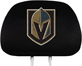 NHL - Vegas Golden Knights Head Rest Cover Set