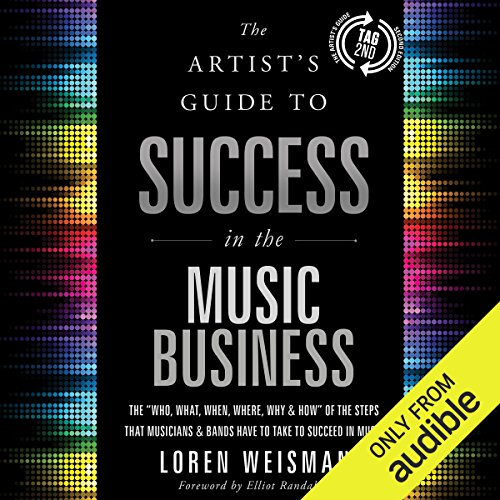 Couverture de The Artist's Guide to Success in the Music Business (2nd edition)