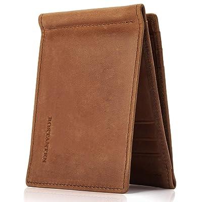 BOSTANTEN RFID Blocking Wallet