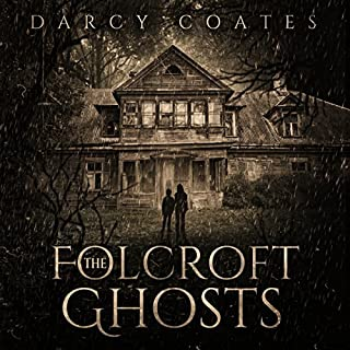 The Folcroft Ghosts audiobook cover art