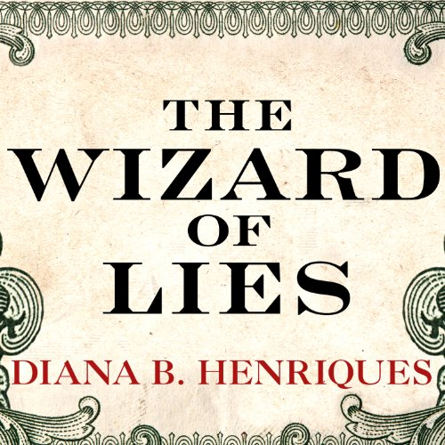 The Wizard of Lies cover art