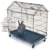 Kennel-Aire 'A Frame Bunny House