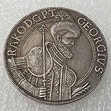 DDTing Moneda antigua de la Libertad alemana sin circular - 1656 Transilvania/Rumanía antigua Monedas antiguas alemanas-Descubra la historia de las monedas buenosServicio