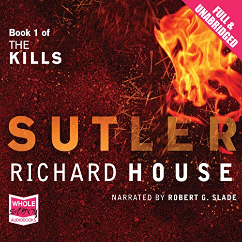 Sutler cover art