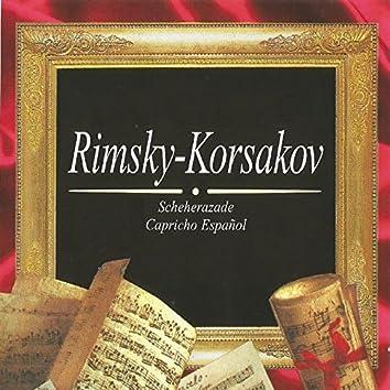 Rimsky - Korsakov, Scheherazade, Capricho Español