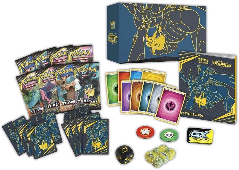 Amigo Spiel + Freizeit GmbH 45087 Pokémon Sun & Moon 09 Top Trainer BO, Colourful