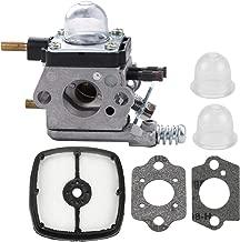 Trustsheer C1U-K82 Carburetor fit Mantis 7222 7225 TC-210 TC-210i Tiller/Cultivator Replace A021001090 A021001091 A021001092 Carb