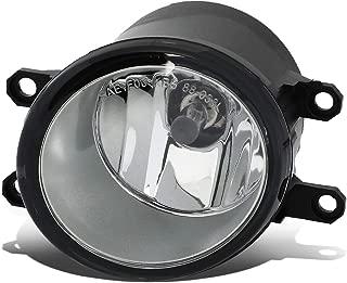 DNA Motoring FL-OEM-0038L Left OE Style Fog Light/Lamp [for 06-15 Camry/Corolla/Rav4]