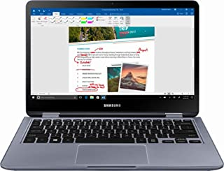"2018 Samsung 7 Spin 2-in-1 13.3"" FHD Touchscreen LED Backlight High Performance Laptop 