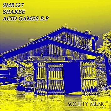Acid Games E.p