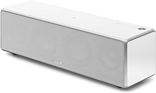 ソニー ワイヤレススピーカー SRS-ZR7 : Bluetooth/Wi-Fi/ハイレゾ対応 ホワイト SRS-ZR7 W