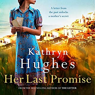 Her Last Promise audiobook cover art