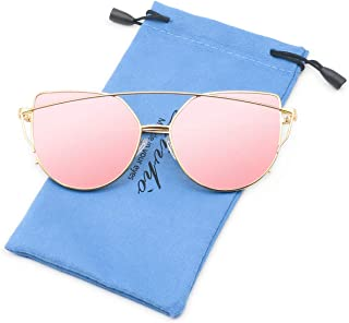 c35e6c049ceff Amazon.com  Pinks - Sunglasses   Sunglasses   Eyewear Accessories ...