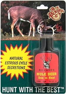 Pete Rickard's Mule Doe in Heat Lure, 1 1/4-Ounce
