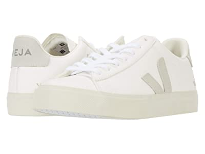 VEJA Campo (Extra Whiite/Natural Suede) Men