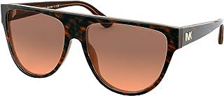 Michael Kors BARROW MK2111 Sunglasses 355518-57 -, Grey Orange Gradient MK2111-355518-57